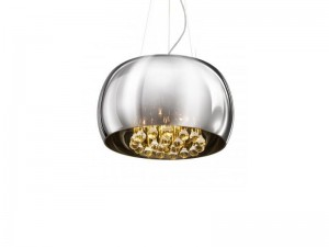 LAMPA SUFITOWA Burn pendant/top chrome AZ0699