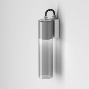 Lampa ścienna MODERN GLASS Tube SP LED 230V Phase-Control hermetic