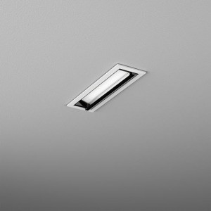 Wpust RAFTER wall washer 15 LED trim