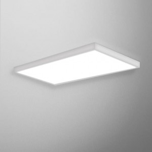 Lampa sufitowa natynkowa BIG SIZE PRO next square 120x120 LED