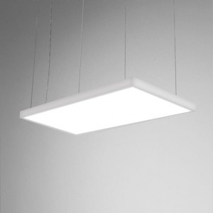 BIG SIZE next square 90x120 LED zwieszana lampa ledowa