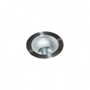 AZZARDO LAMPA WPUSTOWA REMO 1 DOWNLIGHT ALU  GM4103 ALU