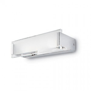 IDEAL LUX TEK AP2 CHROMOWY  KINKIET 052144